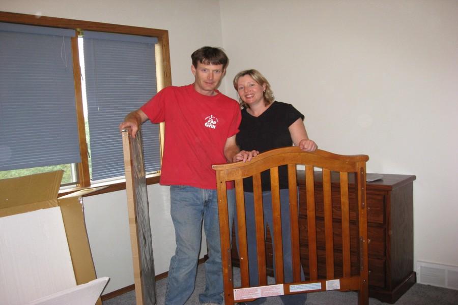 Assemble The Crib